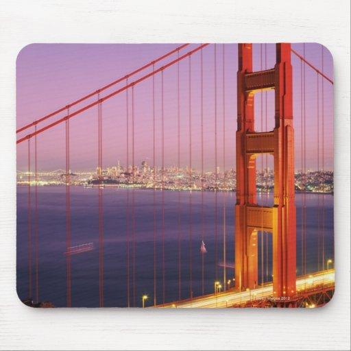Golden Gate Bridge Mouse Pads