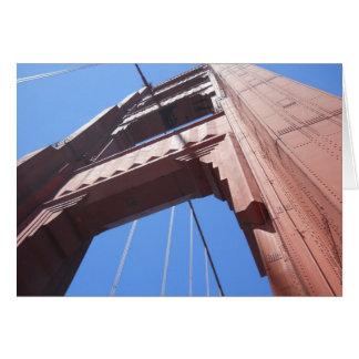 Golden Gate Bridge Notecard 1 Stationery Note Card