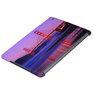Golden Gate Bridge on Baker Beach at Sundown iPad Air Covers