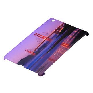Golden Gate Bridge on Baker Beach at Sundown iPad Mini Cases
