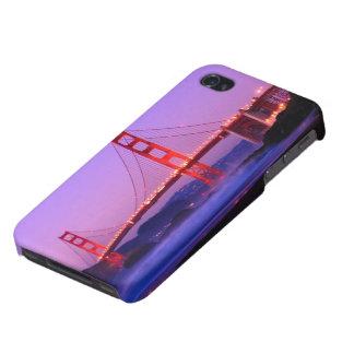 Golden Gate Bridge on Baker Beach at Sundown iPhone 4 Case