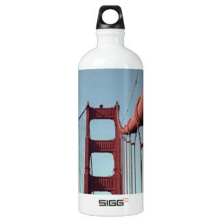 Golden Gate Bridge Photo Water Bottle