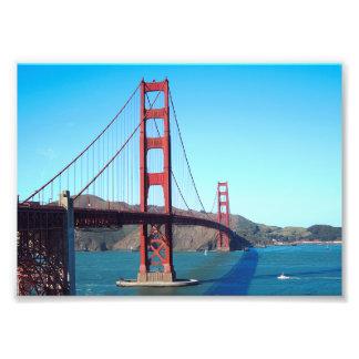 Golden Gate Bridge Photo Print