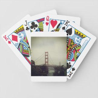 Golden gate Bridge Card Decks