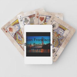 Golden Gate Bridge Card Deck