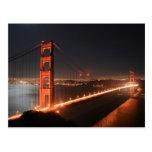 Golden Gate Bridge Post Cards