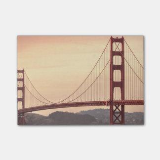 Golden Gate Bridge Post-it® Notes