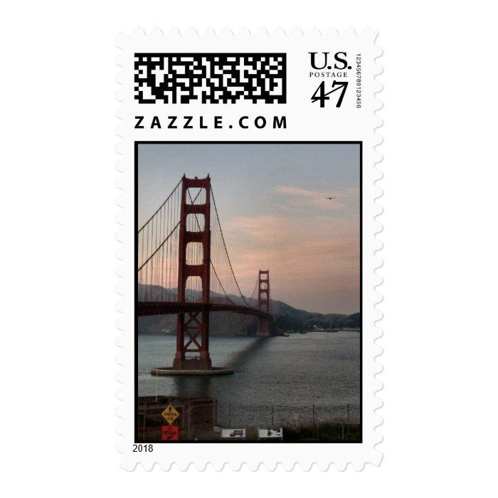 Golden Gate Bridge Postage