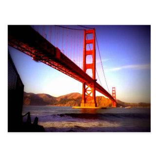 Golden Gate Bridge Postcards