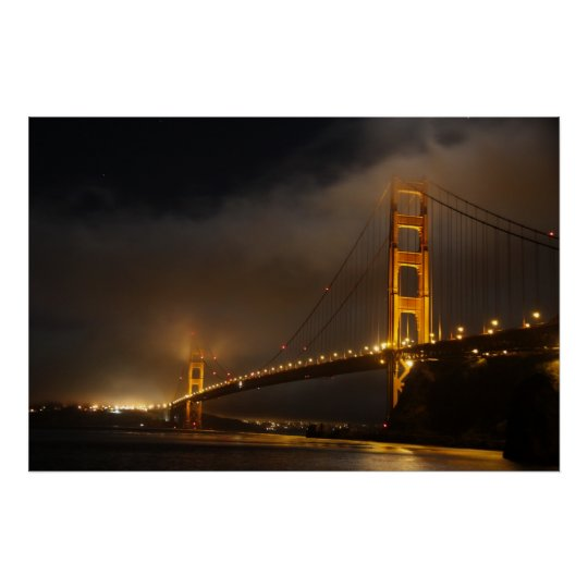 Golden Gate Bridge, Poster