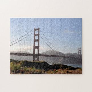 Golden Gate Bridge Puzzel Puzzle