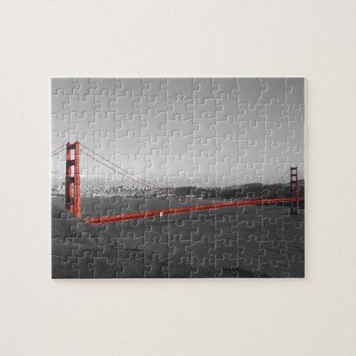 Golden Gate Bridge Rompecabeza
