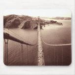 Golden Gate Bridge San Fran California Mouse Pad
