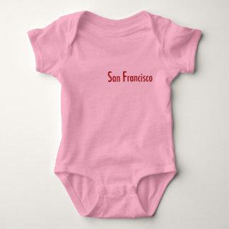 Golden Gate Bridge, San Francisco Baby Bodysuit