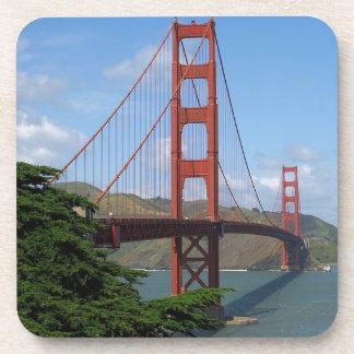 Golden Gate Bridge, San Francisco Beverage Coaster