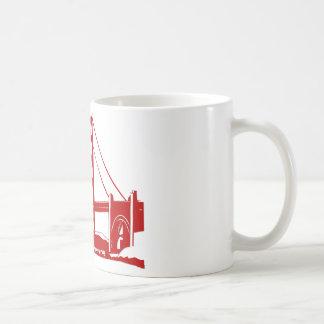 Golden Gate Bridge - San Francisco, CA Classic White Coffee Mug