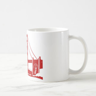 Golden Gate Bridge - San Francisco, CA Coffee Mug