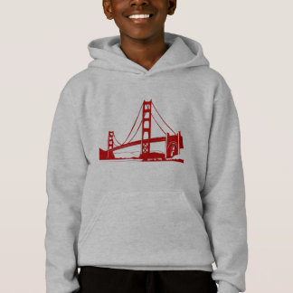 Golden Gate Bridge - San Francisco, CA Hoodie