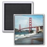 Golden Gate Bridge San Francisco CA Refrigerator Magnet