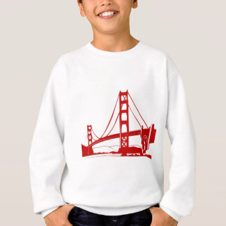 Golden Gate Bridge - San Francisco, CA Sweatshirt