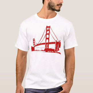 Golden Gate Bridge - San Francisco, CA T-Shirt