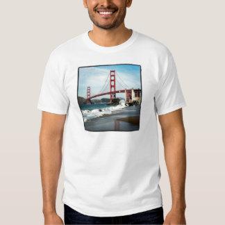 Golden Gate Bridge San Francisco CA Tee Shirt