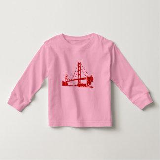 Golden Gate Bridge - San Francisco, CA Toddler T-shirt