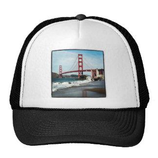 Golden Gate Bridge San Francisco CA Trucker Hat