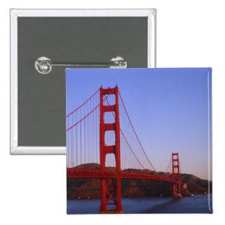 Golden Gate Bridge, San Francisco, California, 2 Button