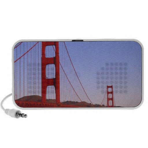 Golden Gate Bridge, San Francisco, California, 2 Speaker