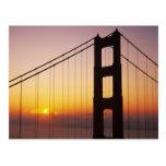 Golden Gate Bridge, San Francisco, California, 3 Post Cards