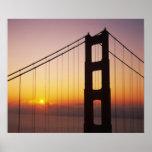 Golden Gate Bridge, San Francisco, California, 3 Print