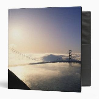 Golden Gate Bridge, San Francisco, California, 4 Binders
