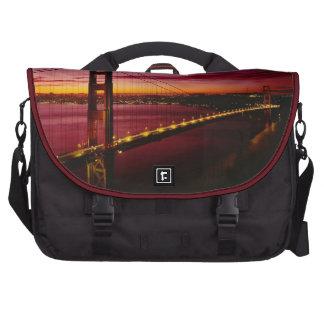 Golden Gate Bridge, San Francisco, California, 5 Computer Bag