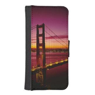 Golden Gate Bridge, San Francisco, California, 5 Phone Wallet Cases