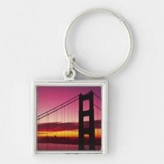 Golden Gate Bridge, San Francisco, California, 6 Keychain