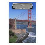 Golden Gate Bridge, San Francisco, California 7 Mini Clipboard