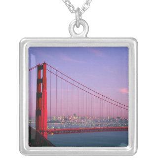Golden Gate Bridge, San Francisco, California, 7 Custom Necklace