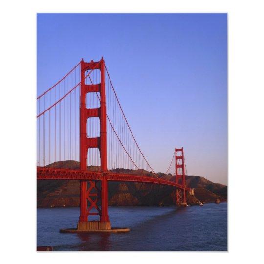 Golden Gate Bridge, San Francisco, California, 7 Photo Print