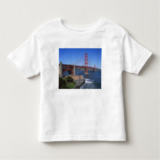Golden Gate Bridge, San Francisco, California, 8 Toddler T-shirt