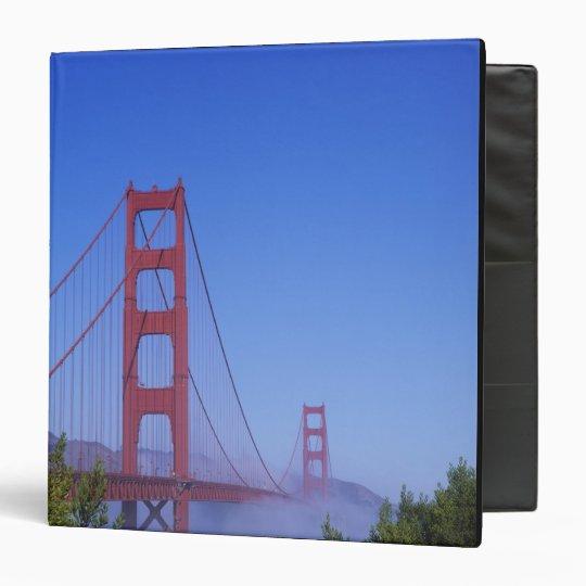 Golden Gate Bridge, San Francisco, California, Binder