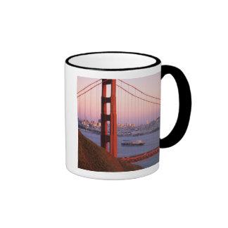 Golden Gate Bridge; San Francisco; California; Mugs
