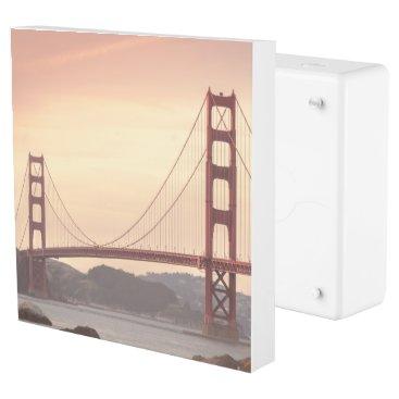 USA Themed Golden Gate Bridge San Francisco California Outlet Cover