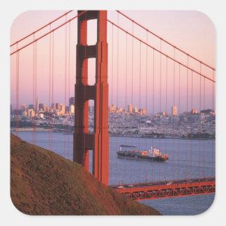 Golden Gate Bridge San Francisco California Sticker