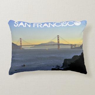 Golden Gate Bridge San Francisco Decorative Pillow