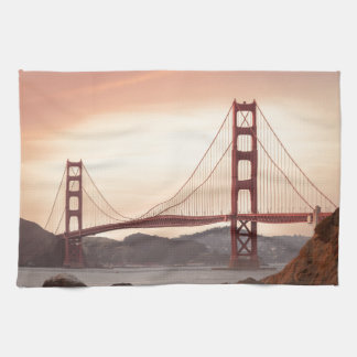 Golden Gate Bridge, San Francisco Hand Towel