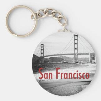 Golden Gate Bridge, San Francisco Keychain