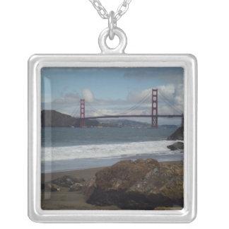 Golden Gate Bridge San Francisco Necklace