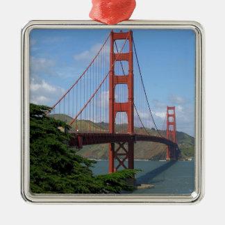 Golden Gate Bridge, San Francisco Ornament