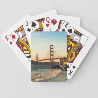 Golden Gate Bridge, San Francisco Playing Cards
